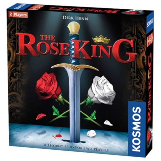 Kosmos Rose King (the) [anglais]