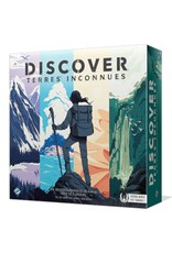 Fantasy Flight Games Discover - Terres inconnues [français]