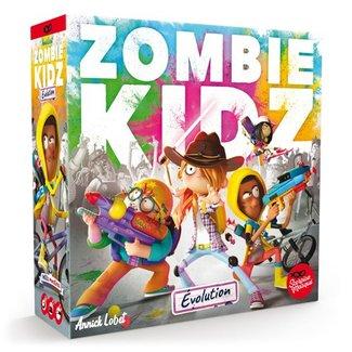 Scorpion Masqué Zombie Kidz - Évolution [French]