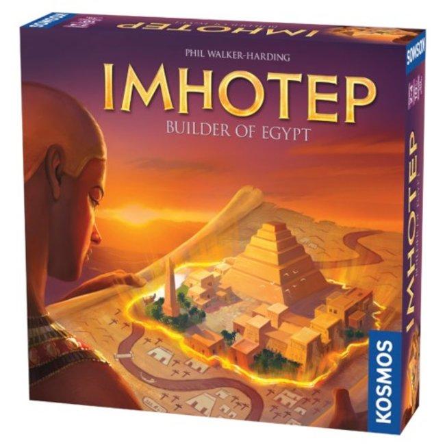 Kosmos Imhotep [English]