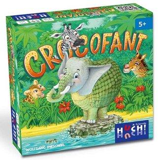 HUCH! Crocofant [multilingue]