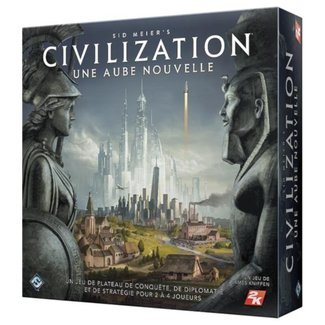 Fantasy Flight Games Civilization - Une aube nouvelle [French]