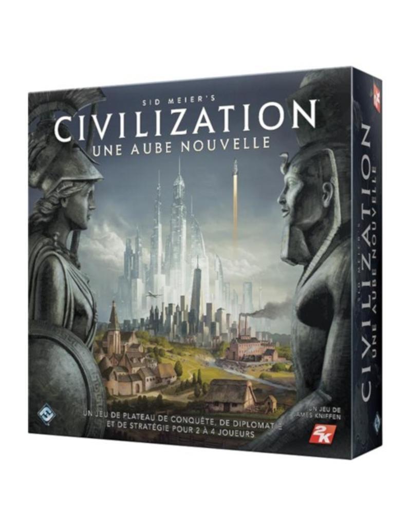 Fantasy Flight Games Civilization - Une aube nouvelle [français]