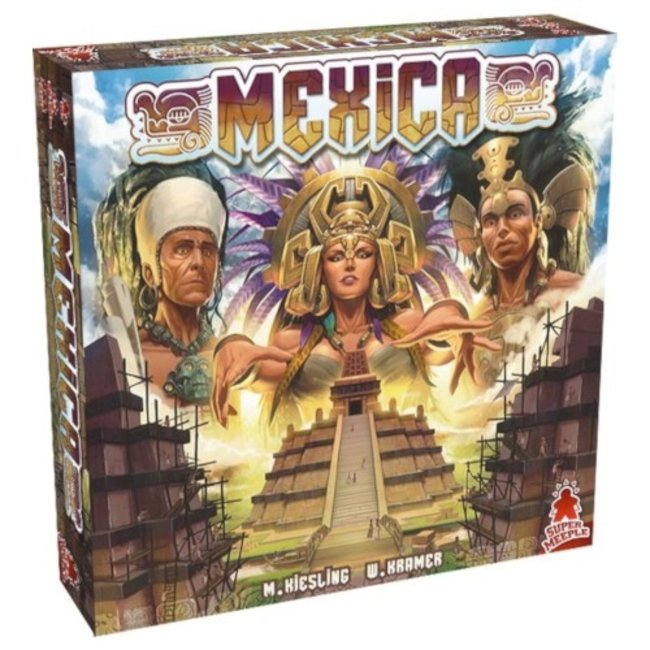 Super Meeple Mexica [French]