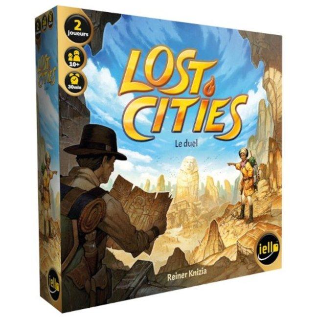 Iello Lost Cities - Le duel [français]
