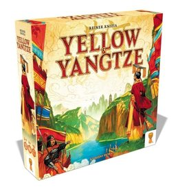 Grail Games Yellow & Yangtze [anglais]