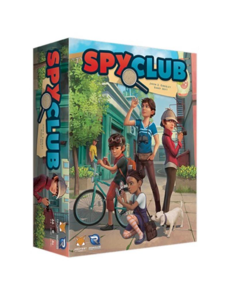 Renegade Game Studios Spy Club [anglais]