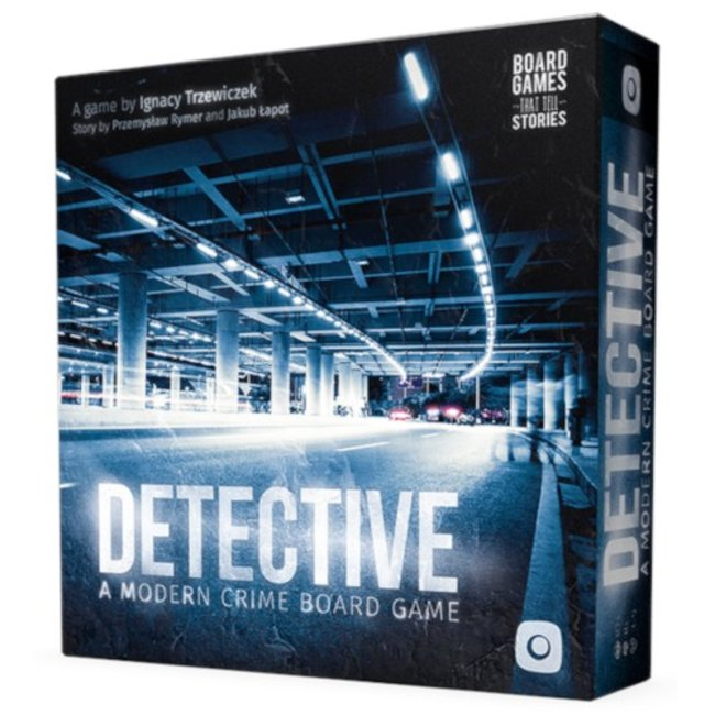 Portal Games Detective - A Modern Crime [English]