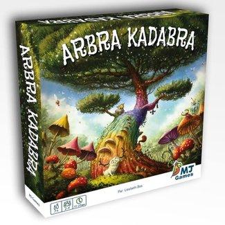 MJ Games Arbra Kadabra [French]
