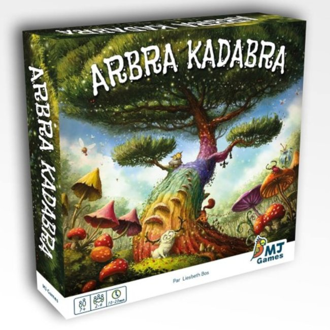 MJ Games Arbra Kadabra [français]