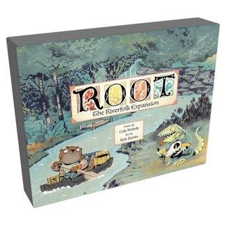 Leder Games Root : Riverfolk [English]