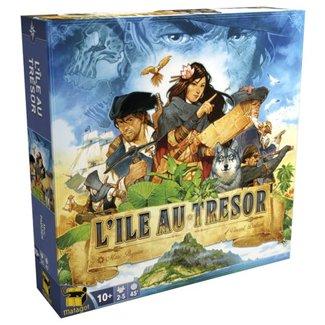 Matagot Île au trésor (l') [French]