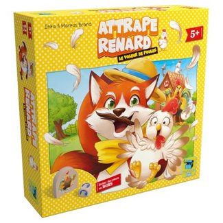 Matagot Attrape Renard [French]
