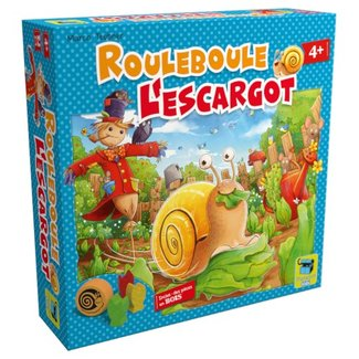 Matagot Rouleboule l'escargot [French]