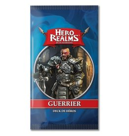 Iello Hero Realms : Guerrier - Deck de héros [français]