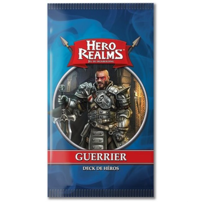 Iello Hero Realms : Deck de héros - Guerrier [French]