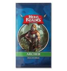 Iello Hero Realms : Archer - Deck de héros [français]