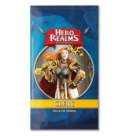 Iello Hero Realms : Clerc - Deck de héros [français]