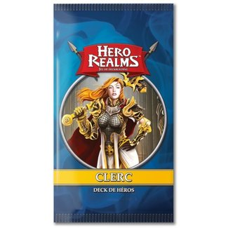 Iello Hero Realms : Deck de héros - Clerc  [French]