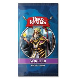Iello Hero Realms : Sorcier - Deck de héros [français]