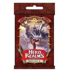 White Wizard Games Hero Realms : Boss Deck - Dragon [anglais]