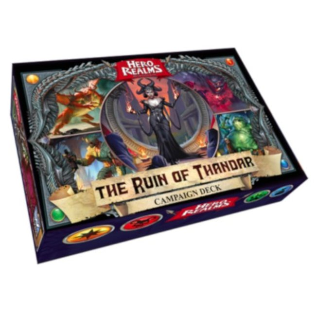 White Wizard Games Hero Realms : The Ruin of Thandar - Campaign Deck [English]