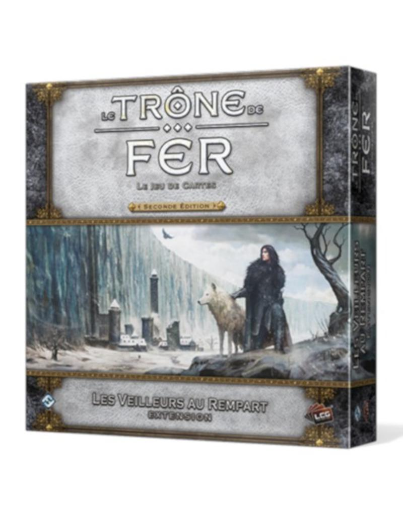 Fantasy Flight Games Trône de fer (le) - le jeu de cartes : Les Veilleurs au Rempart [français]