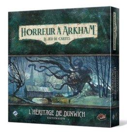 Fantasy Flight Games Horreur à Arkham (JCE) : L'Héritage de Dunwich [français]