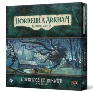 Fantasy Flight Games Horreur à Arkham (JCE) : L'Héritage de Dunwich [French]