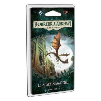 Fantasy Flight Games Horreur à Arkham (JCE) : Le Musée Miskatonic [French]