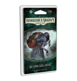 Fantasy Flight Games Horreur à Arkham (JCE) : Du Sang sur l'Autel [français]
