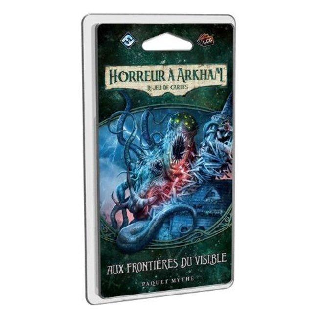 Fantasy Flight Games Horreur à Arkham (JCE) : Aux Frontières du Visible [French]