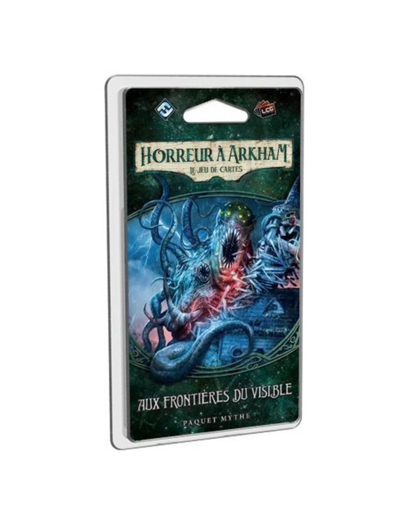 Fantasy Flight Games Horreur à Arkham (JCE) : Aux Frontières du Visible [français]