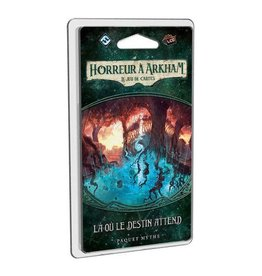 Fantasy Flight Games Horreur à Arkham (JCE) : Là où le destin attend [français]