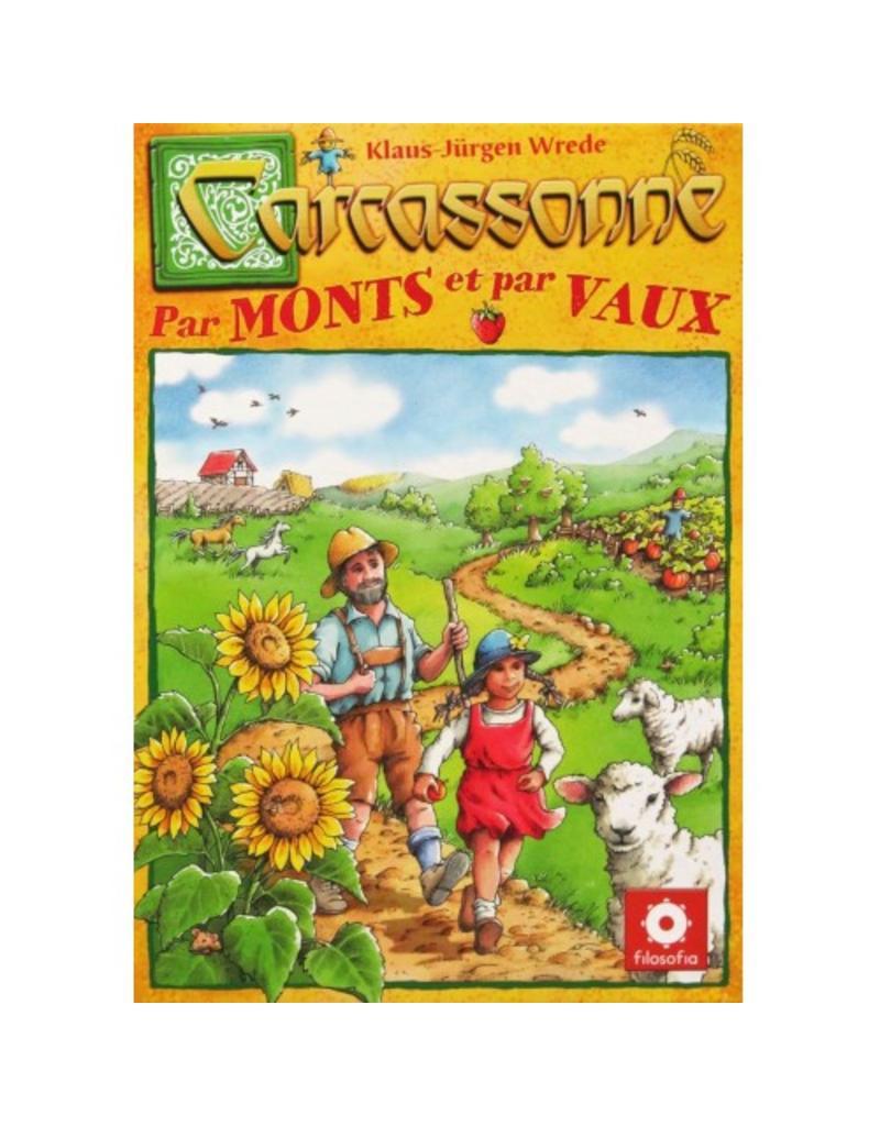 Filosofia Carcassonne - Par Monts et par Vaux [français]