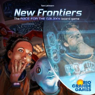 Rio Grande Games New Frontiers [anglais]
