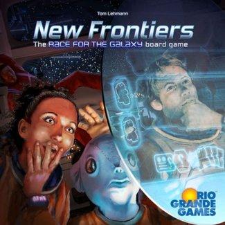 Rio Grande Games New Frontiers [English]