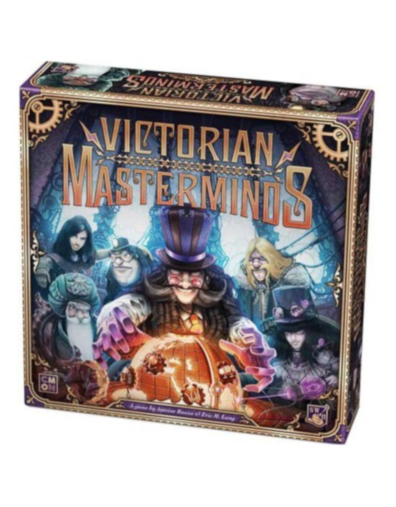 CMON Victorian Masterminds [anglais]