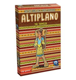 Renegade Game Studios Altiplano : The Travelers [anglais]