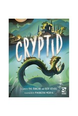 Osprey Games Cryptid [anglais]