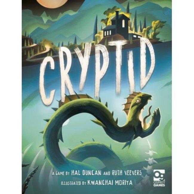 Osprey Games Cryptid [anglais]