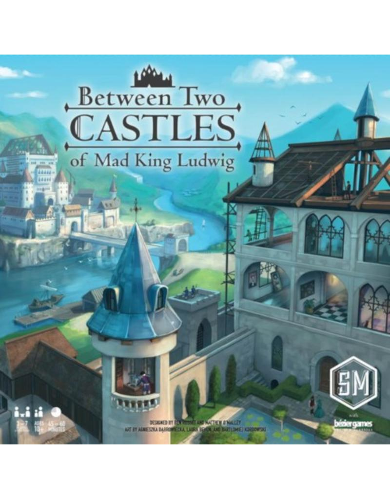 Stonemaier Games Between Two Castles of Mad King Ludwig [anglais]