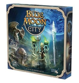 CMON Blue Moon City [anglais]