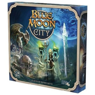 CMON Blue Moon City [English]