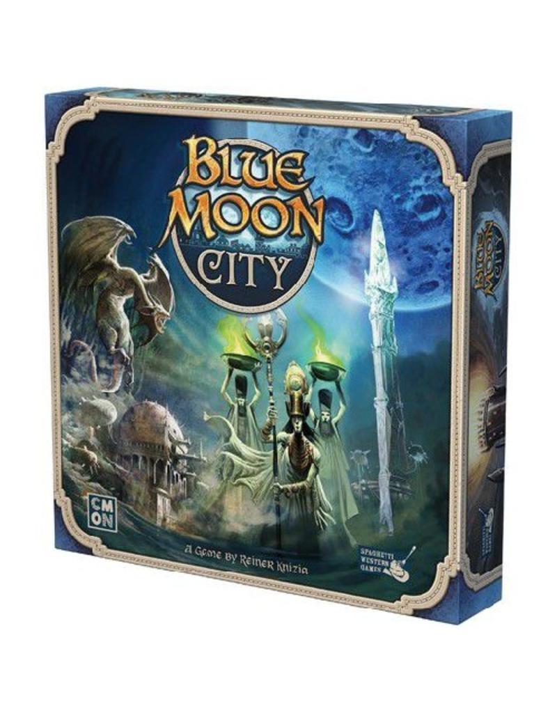CMON Blue Moon City [anglais]