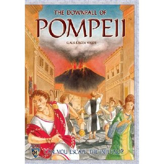 Mayfair Games Downfall of Pompeii (the) [English]
