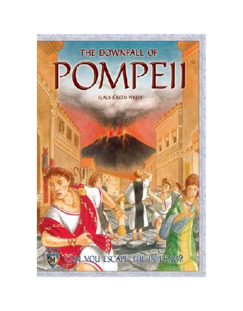 Mayfair Games Downfall of Pompeii (the) [anglais]