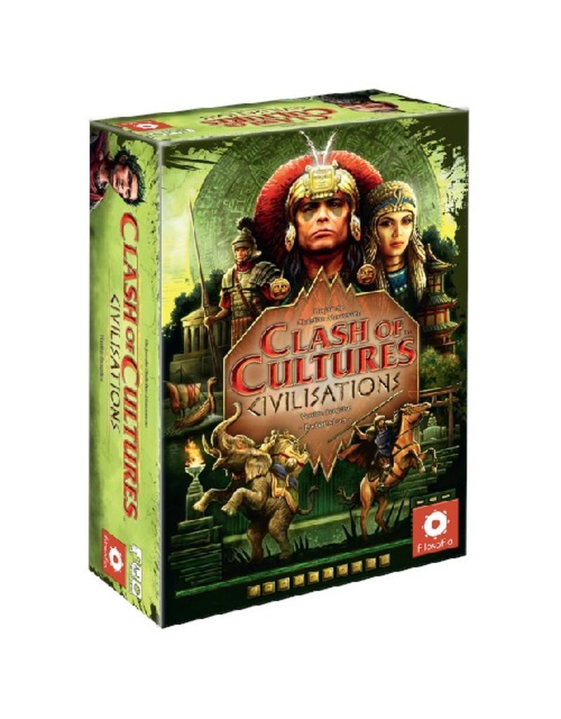 Filosofia Clash of Cultures : Civilisations [français]
