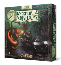 Fantasy Flight Games Horreur à Arkham [français]