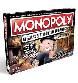 Hasbro Games Monopoly - Édition Tricheurs [multilingue]